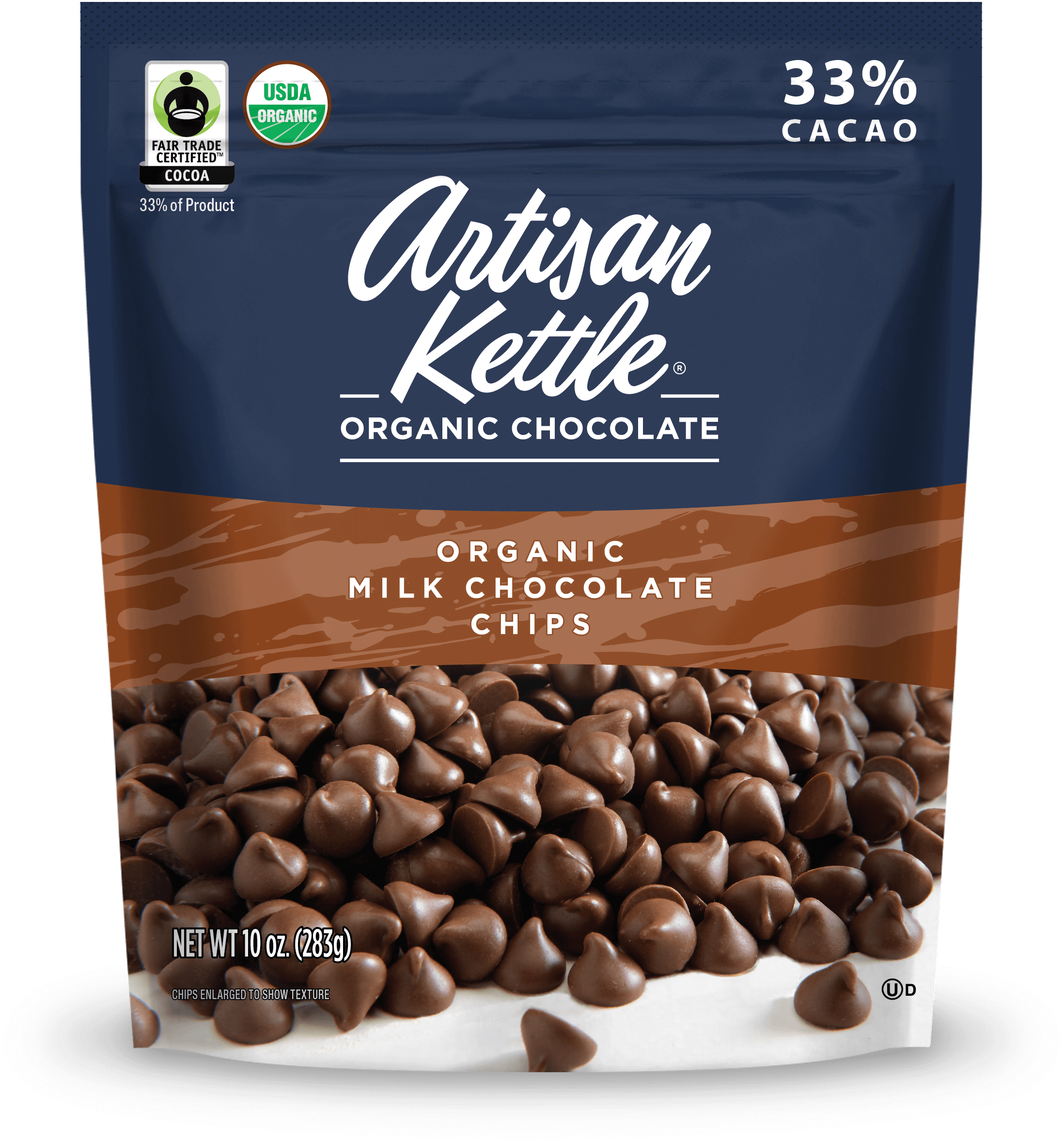 Organic Milk Chocolate Chips